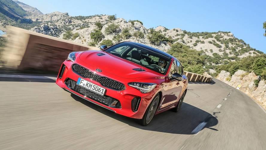 Essai Kia Stinger GT V6 (2018) - Une piqûre sucrée