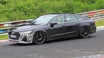 2020 Audi RS7 Sportback spy photo