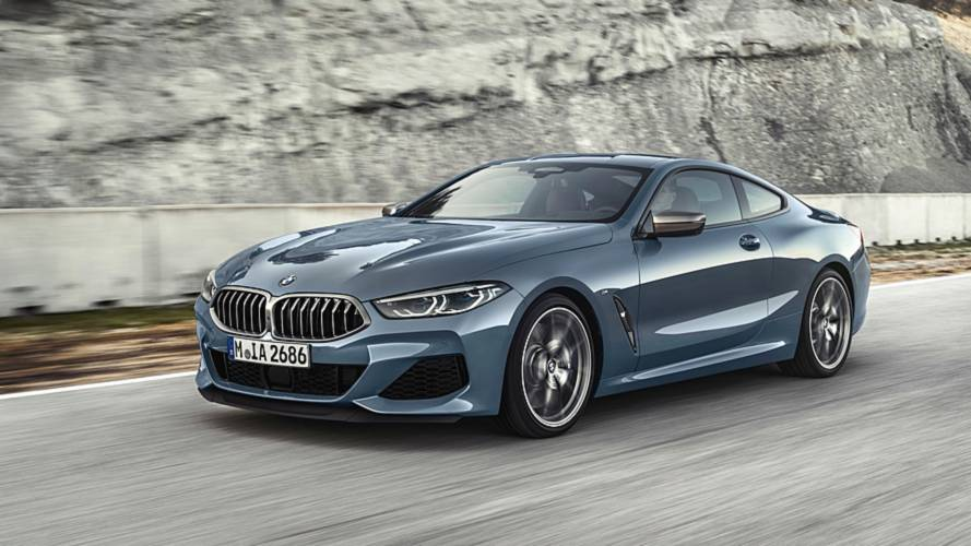BMW 8 Series Finally Arrives With Sexy Shape, 523-HP Biturbo V8