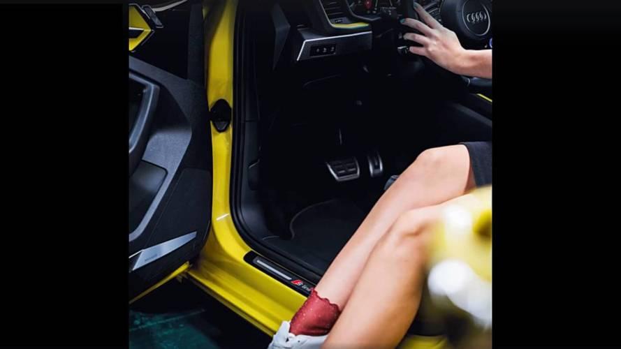Audi, 2018 model A1 S-Line'a ait bir teaser daha yayınladı