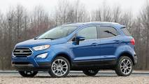 2018 Ford EcoSport: First Drive