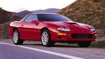 14. 1998 Camaro SS