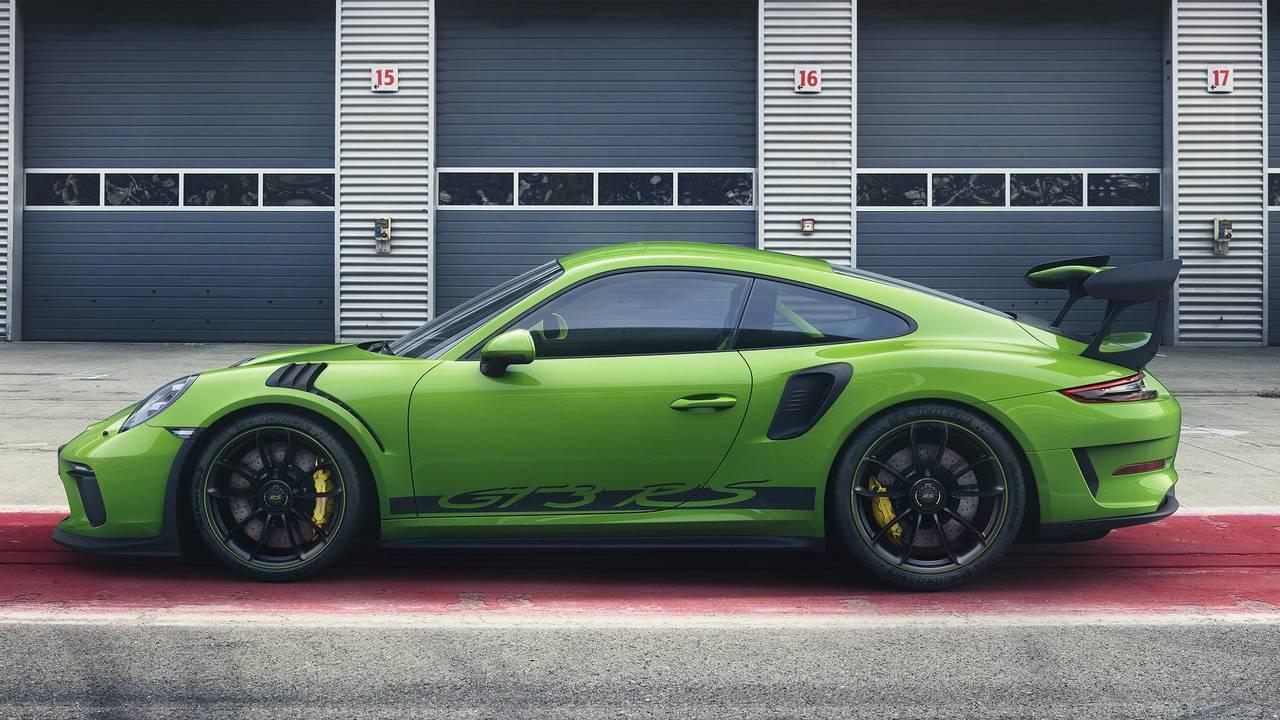 Porsche 911 – Rear Axle Steering
