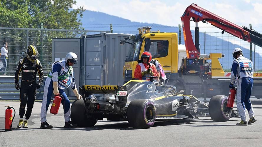 F1 - Premier gros revers de la saison pour Renault
