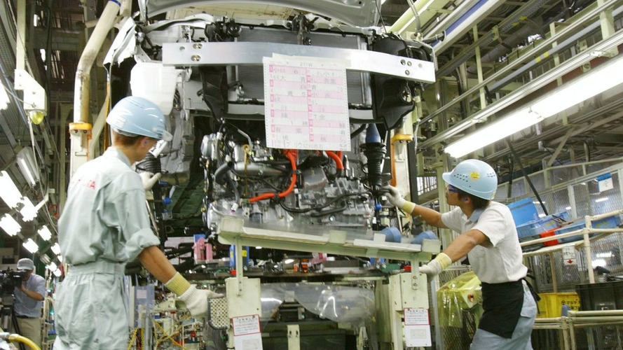 Toyota shuts plants for 11 days