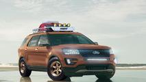 All Star Performance Explorer Sport concept