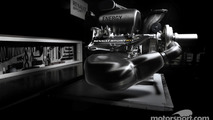 The 2015 Renault Energy F1 engine