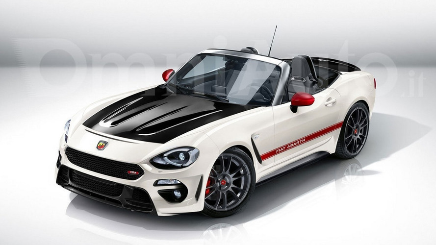 2017 Abarth 124 Spider to have up to 200+ bhp and race in WRC?