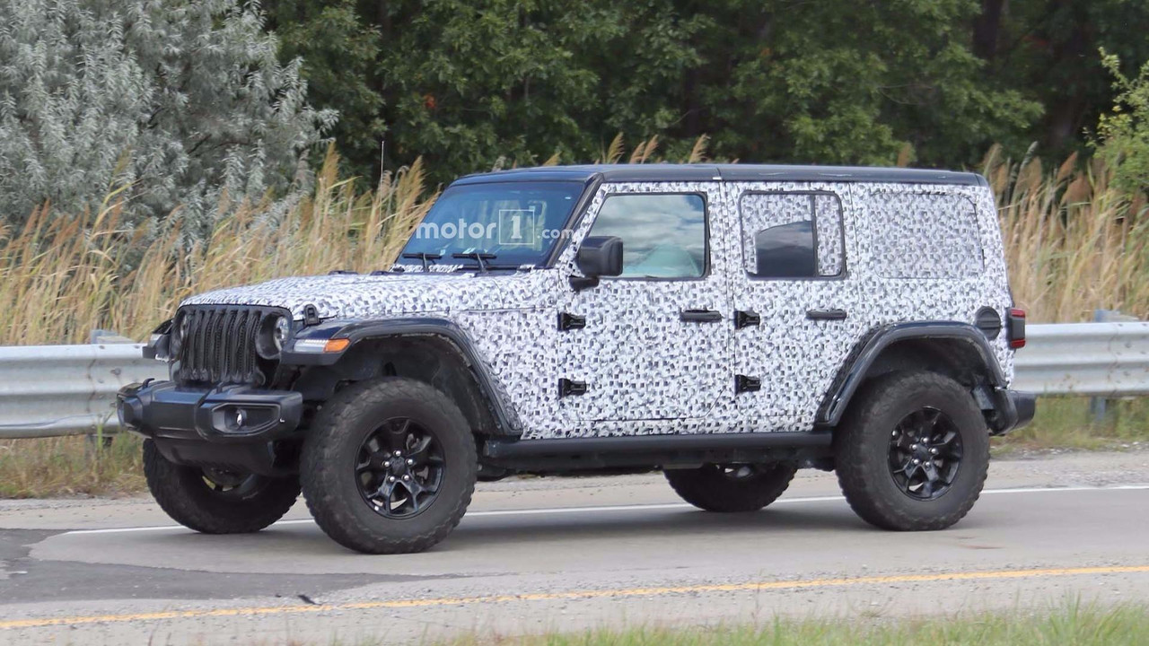 Jeep Wrangler S 2 0 Liter Engine Might Not Make 368 Hp