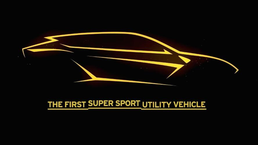 Lamborghini Teases Urus SUV Again, This Time On Video