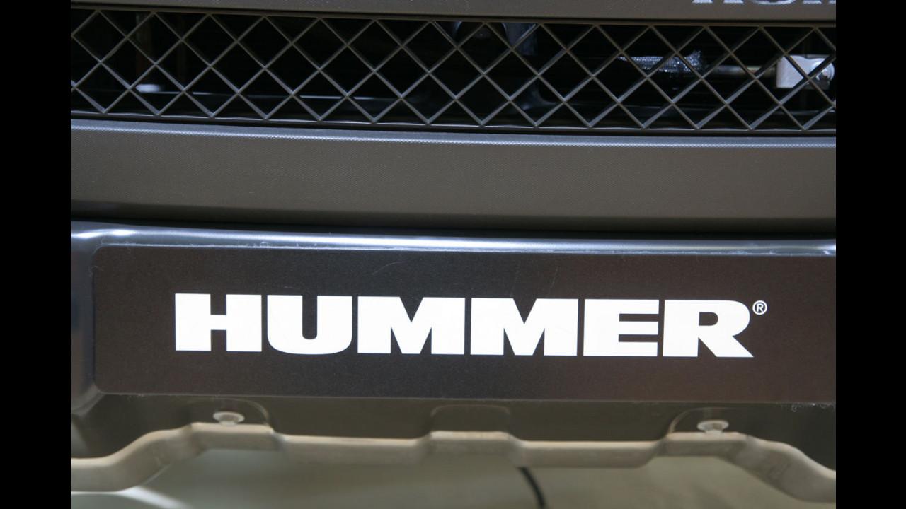 Hummer al Motor Show 2008