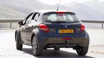 Fotos espía ¿Peugeot 1008?