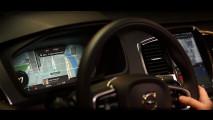 Garmin svela l'abitacolo delle nuove Volvo S60 e V60