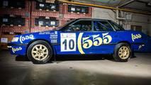 Subaru Legacy RS Grupo A 1993