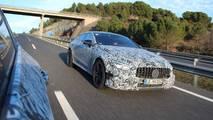 Mercedes-Benz AMG GT Coupe Teaser