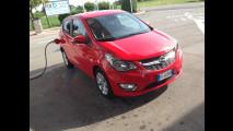 Opel Karl GPL, la prova dei consumi reali [VIDEO]