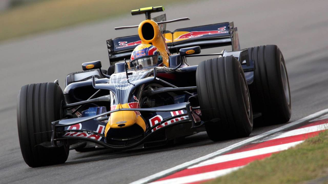 2008: Red Bull-Renault RB4