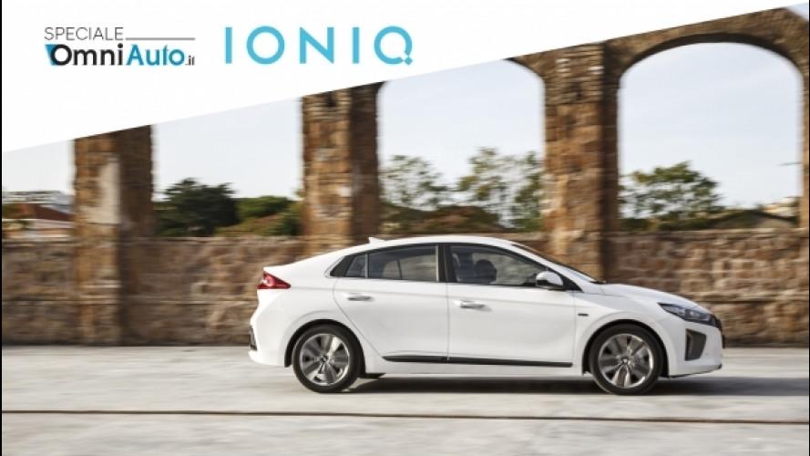 Hyundai Ioniq, come funziona il sistema ibrido [VIDEO]