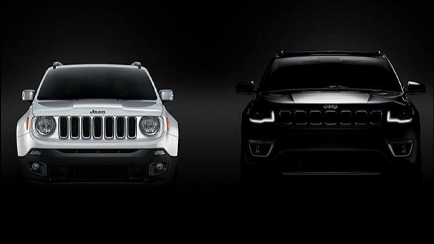Nuova Jeep Compass Opening Edition, prezzo da 37.750 euro