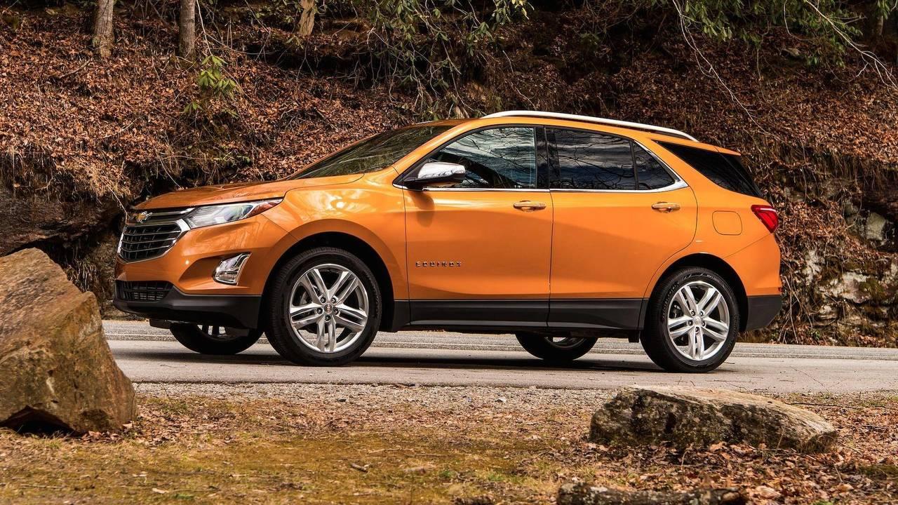 12. Chevrolet Equinox: 290,458 Units