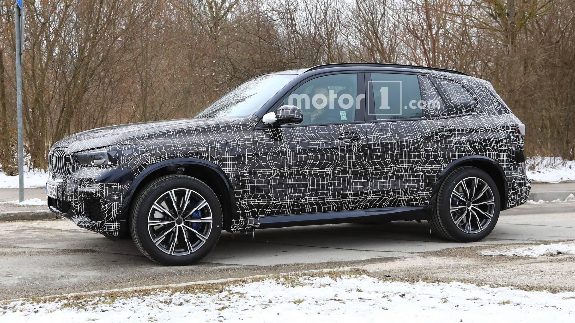 2018 - [BMW] X5 IV [G05] - Page 5 2019-bmw-x5-spy-photo