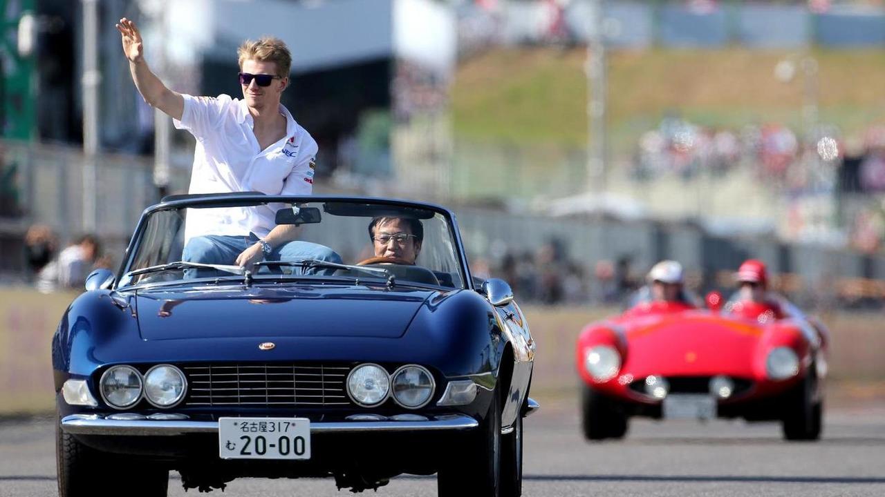 Nico Hulkenberg 13.10.2013 Japanese Grand Prix