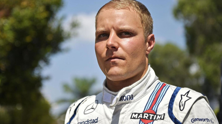 Bottas tweaks car after back injury