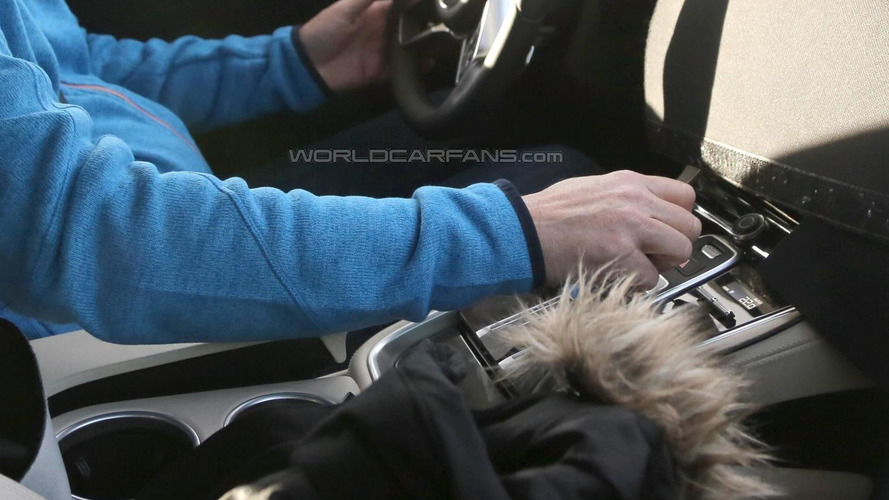 Next-gen Porsche Panamera spied inside and out; getting less cluttered cabin