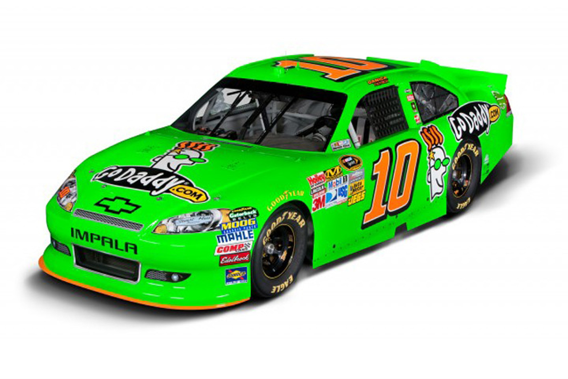 What Number Is Danica Patrick S Car