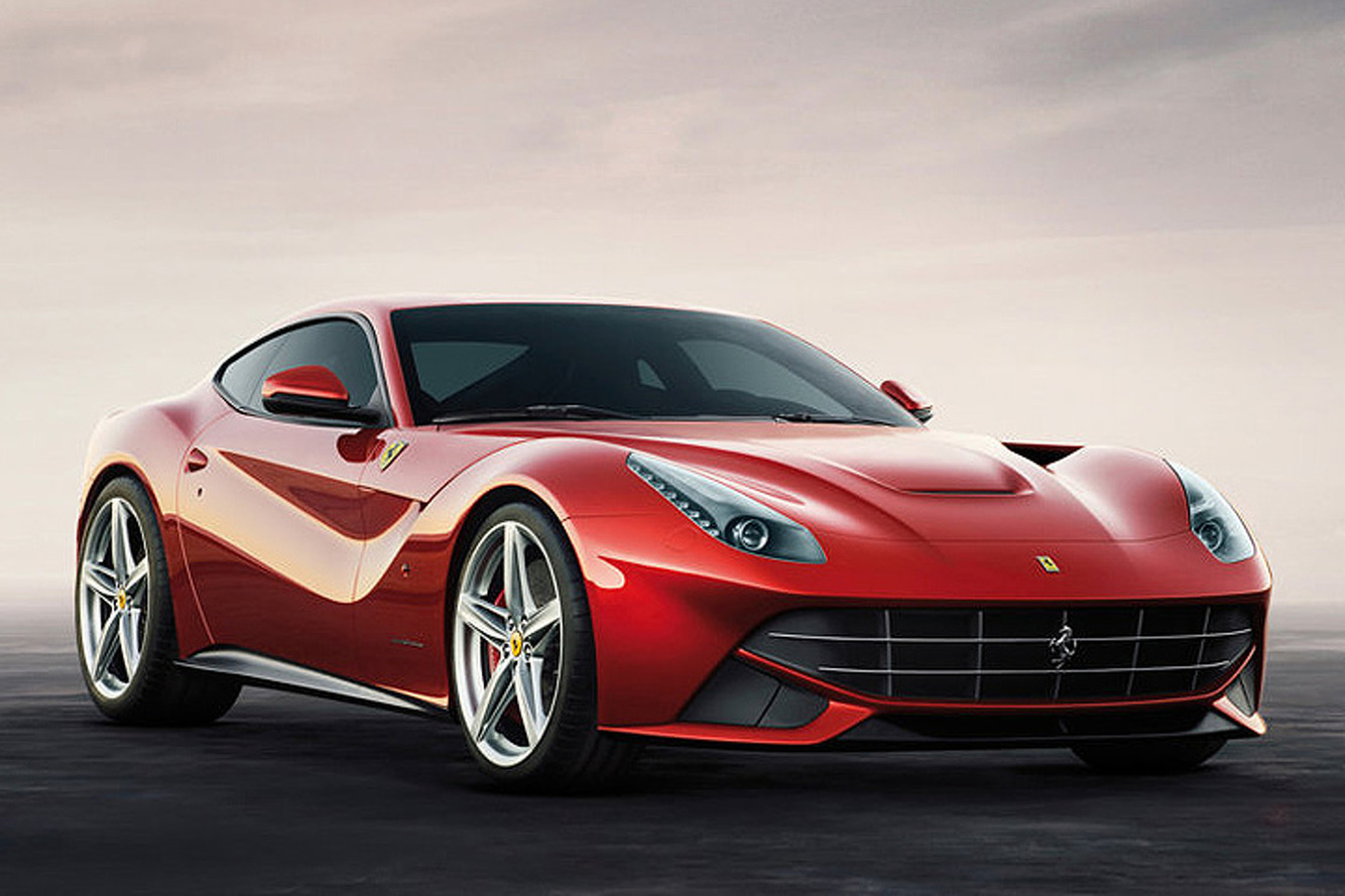 A New Ferrari F12 Could Cut Weight and Unleash 760 HP