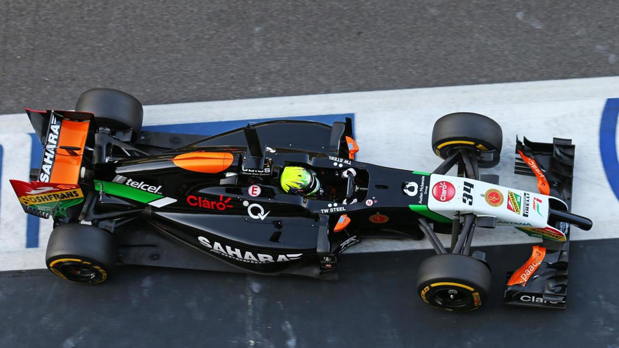 Force India sets January 21 launch date