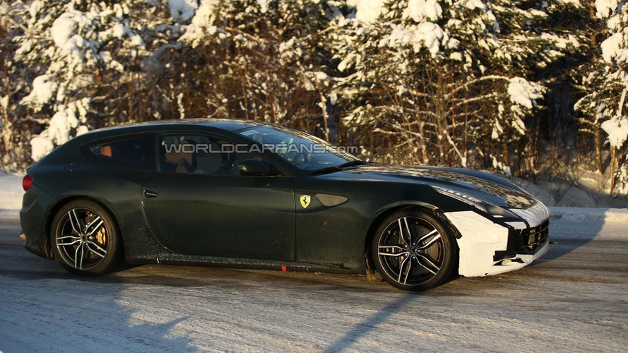 "Ferrari FF facelift to keep V12, but customers are in for a ""surprise"""