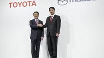 Toyota & Mazda partnership