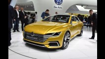 Genebra: estreia do belo Sport Coupé GTE, que antecipa visual dos próximos VW