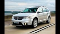 Dodge convoca quase 8 mil unidades do Journey para 2ª fase de recall