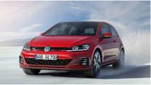 Volkswagen Golf 2017 en fuite
