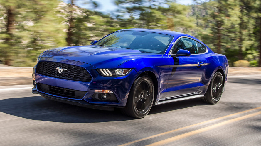 2015-2017 Ford Mustang