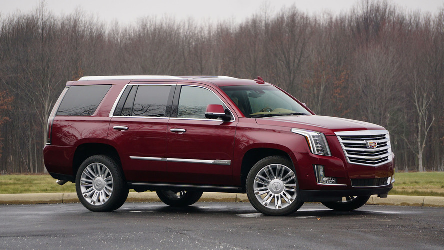 2017 Cadillac Escalade Review: Beauty and brawn