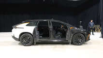 Faraday Future FF 91 Prototype Ride-Along