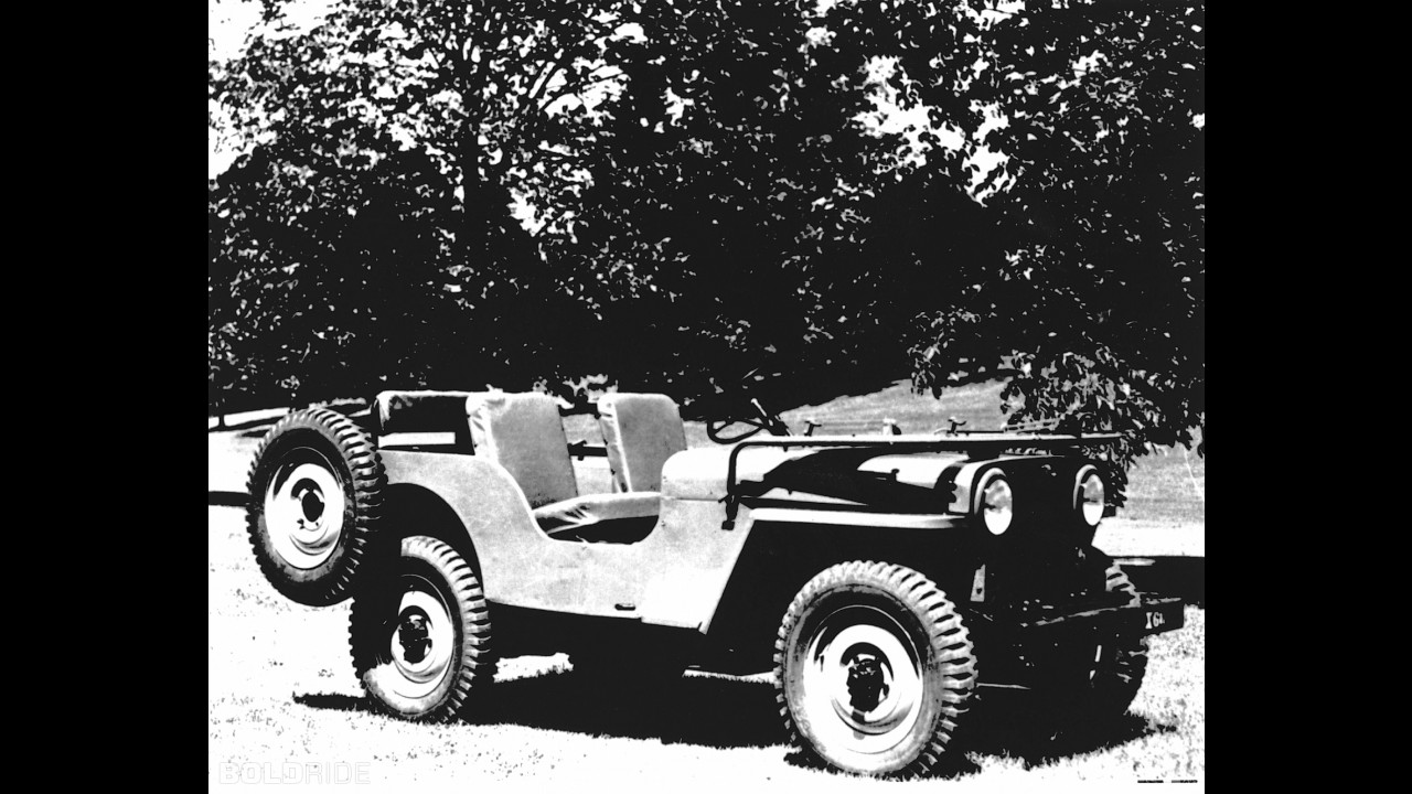 Jeep CJ-2A