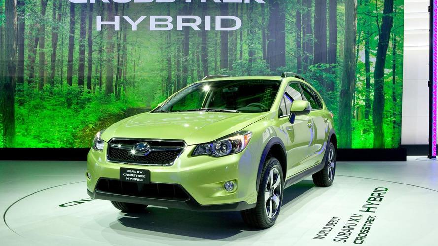 Subaru'dan plug-in hibrit ve EV atılımı