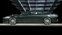 Production of the Rapide may take place outside UK