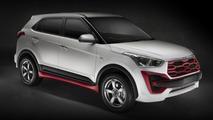 Hyundai Creta by DC Design