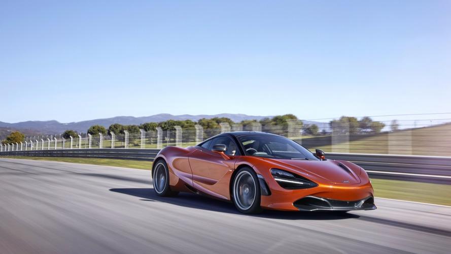 McLaren - Les ventes de la 720S cartonnent !