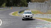 BMW X7 fotos espía Nürburgring