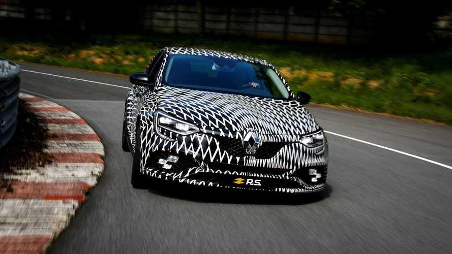 Yeni Megane RS'te Sport ve Cup şasi ayarları olacak