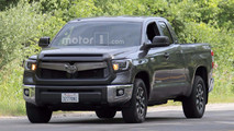 Toyota Tundra Spied With Camry-Like Grille