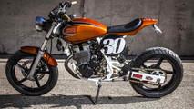 Honda CBF_250