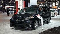 2018 Toyota Sienna Refresh