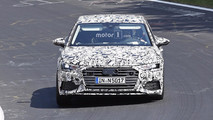 2019 Audi A6 spy photos